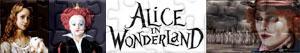 Puzzles de Alice no País das Maravilhas - Tim Burton