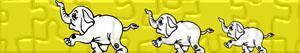 Puzzles de Elefantes