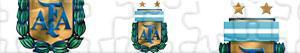 Puzzles de Campeonato da Argentina de Futebol - Primera División AFA