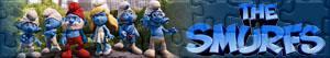 Puzzles de Os Smurfs, filme