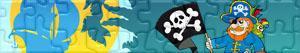 Puzzles de Aventura Pirata