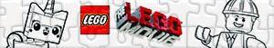 Puzzles de Uma Aventura Lego. Lego, o filme
