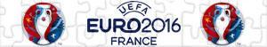 Puzzles de UEFA EURO 2016 França