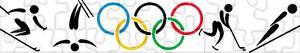 Puzzles de Jogos Olímpicos de inverno