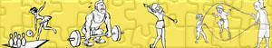 Puzzles de Outros esportes e jogos
